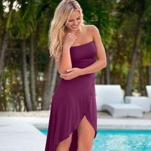 Faux Wrap Dress/Skirt